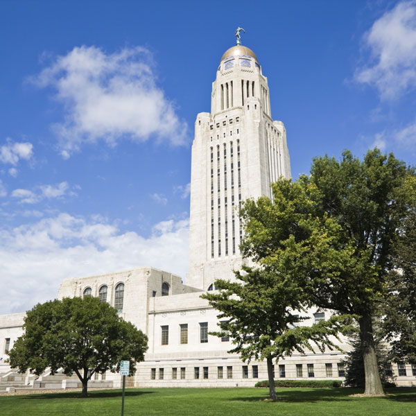 NCS Inc - Nebraska State Capitol Building